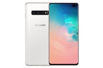 Samsung Galaxy S10+ (8GB RAM, 512GB, Ceramic White)