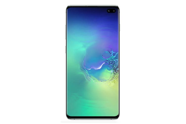 Samsung Galaxy S10+ Refurbished (128GB, Prism Green) - AB Grade