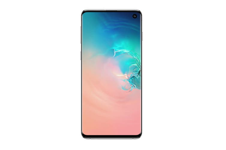 Samsung Galaxy S10 (512GB, Prism White)