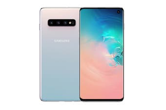 Samsung Galaxy S10 (128GB, Prism White) - AU/NZ Model