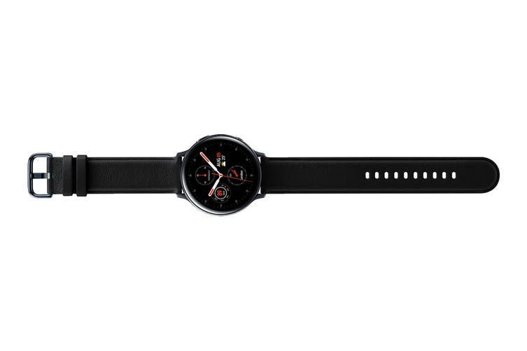 Samsung Galaxy Watch Active2 44mm LTE (Stainless Steel/Black)
