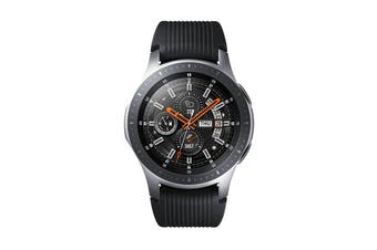 Samsung Galaxy Watch (Silver, 4G, 46mm)