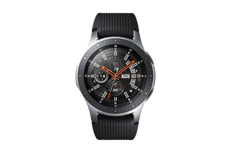 Samsung Galaxy Watch (Silver, 4G, 46mm)