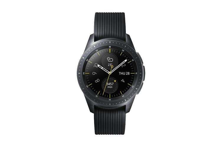Samsung Galaxy Watch (Black, 4G, 42mm)