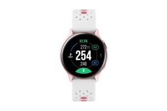 Samsung Galaxy Watch Active2 Golf Edition (Gold, 40mm)