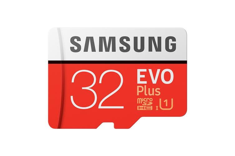Samsung EVO Plus 32GB MicroSDXC 95Mb/s Class 10 UHS-1 Card (MB-MC32GA/APC)