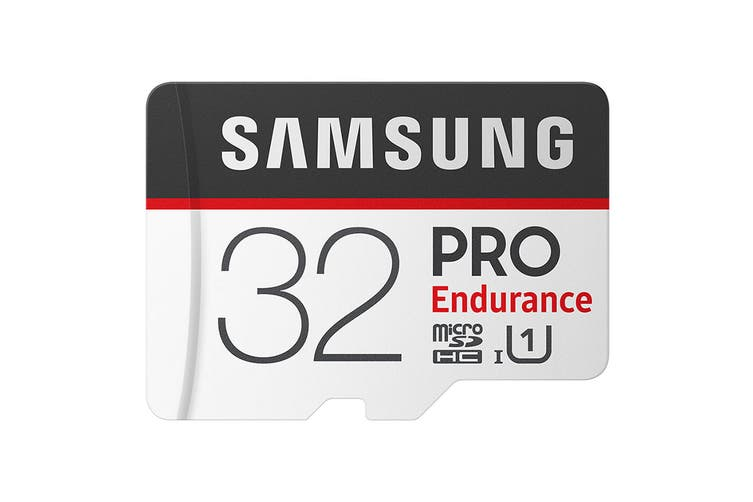 Samsung Pro Endurance 32GB MicroSDXC Class 10 UHS-1 SD Card