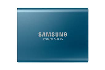 Samsung T5 250GB USB3.1 Type-C Portable SSD (MU-PA250B/WW)