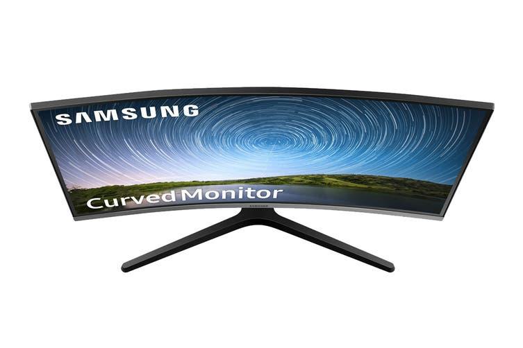 """Samsung 27"""" 16:9 1920 x 1080 FHD Curved Monitor (LC27R500FHEXXY)"""