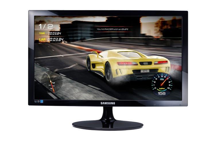 "Samsung 24"" 1920x1080 16:9 FHD TN LED Monitor (LS24D330HSX/XY)"