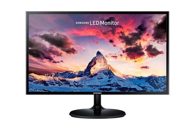 """Samsung 24"""" 16:9 1920x1080 Full HD FreeSync LED Monitor (LS24F350FHEXXY)"""