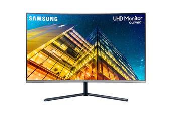 """Samsung 32"""" 16:9 3840 x 2160 UHD Curved Monitor (LU32R590CWEXXY)"""