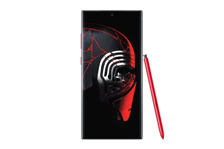 Samsung Galaxy Note10+ - Star Wars Special Edition (256GB, Black)