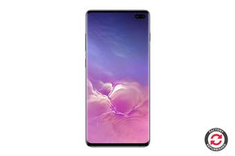 Refurbished Samsung Galaxy S10+ (128GB, Black)