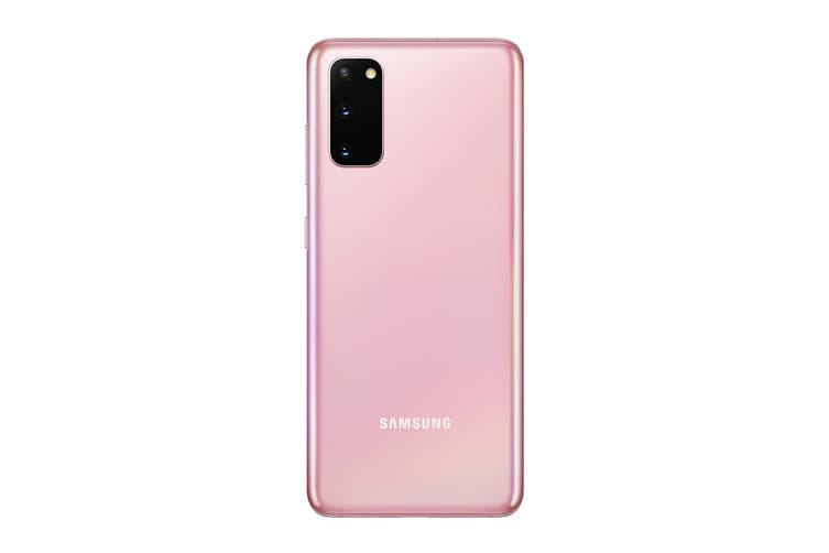 Samsung Galaxy S20 (128GB, Pink)