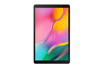 Samsung Galaxy Tab A 10.1 (Black, 128GB)