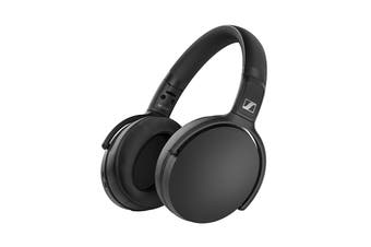 Sennheiser HD 350BT Over-Ear Wireless Headphones - Black (508384)