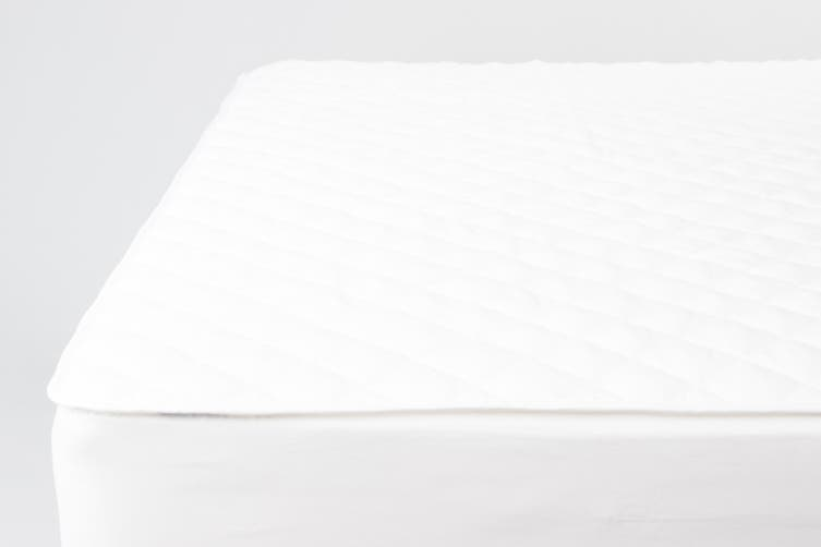 Sheraton Luxury Quilted Fitted Mattress Protector - Double
