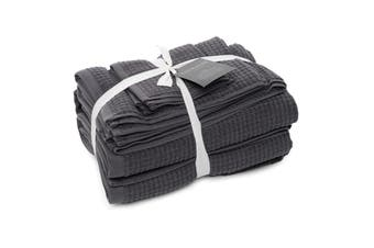 Sheraton Como 5 Piece Towel Pack -  Iron
