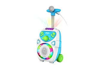 Singing Machine Bluetooth KIDS Walk & Sing Station (SMK264)
