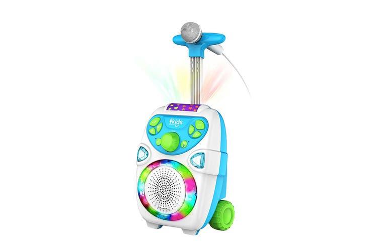 Singing Machine Bluetooth KIDS Walk & Sing Station (SMK264)