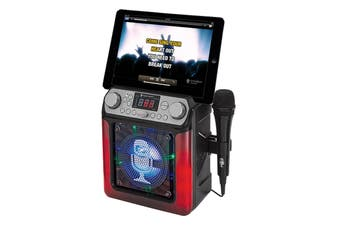 Singing Machine Groove Mini Karaoke System (SML650BK)
