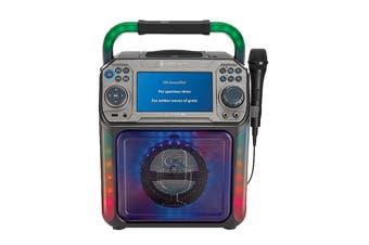 Singing Machine Groove XL - Bluetooth + Light Show (SMSTVG782BK)