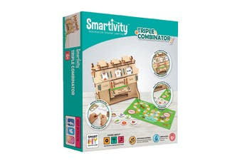 Smartivity Triple Fun combinator (SMRT1130)