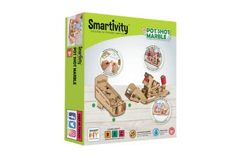 Smartivity Pot Shots Marble game (SMRT1134)