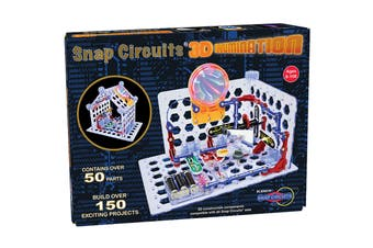 Snap Circuits 3D Illumination (SC-3Di)