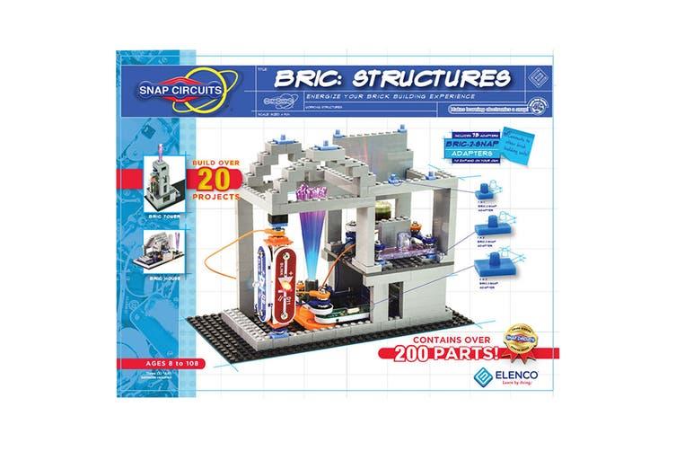 Snap Circuits BRIC Structures (SC-BRIC1)
