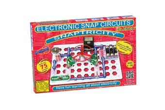 Snap Circuits Snaptricity (SCBE-75)