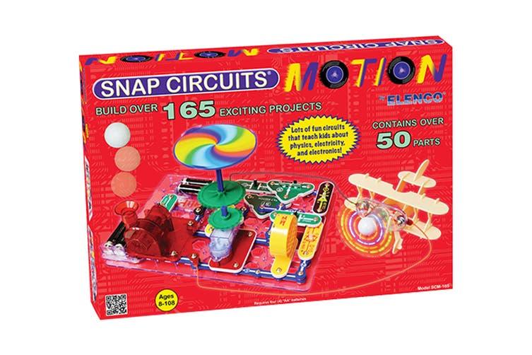 Snap Circuits Motion (SCM-165)
