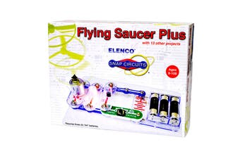 Snap Circuits Mini Kit Flying Saucer (SCP-09 )