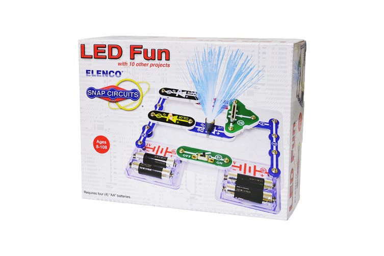 Snap Circuits Mini Kit LED Fun (SCP-11)