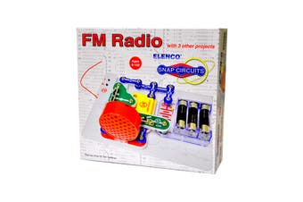 Snap Circuits Mini Kit FM Radio (SCP-12 )