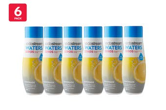 SodaStream Zero Lemonade Flavouring (6 Pack)
