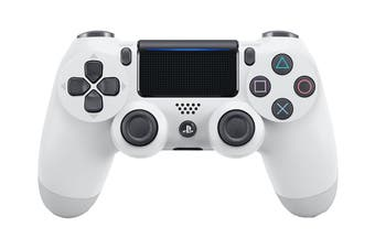 PS4 PlayStation Dualshock 4 Controller (White)