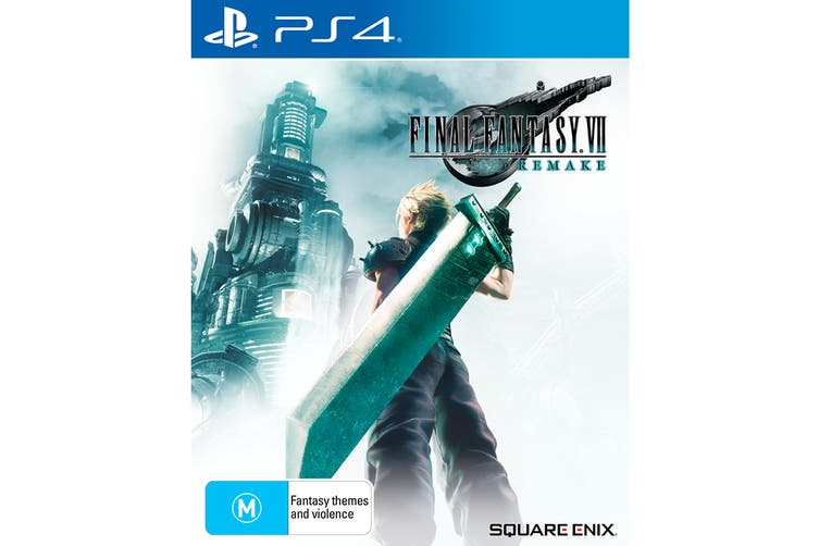Final Fantasy 7 Remake (PS4)