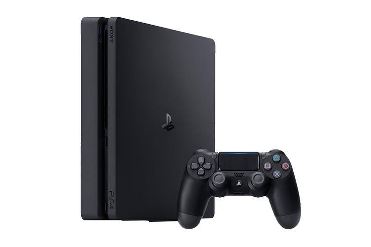 PS4 PlayStation 4 Slim Console 500GB (Black)