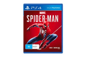Spider-Man (PS4)