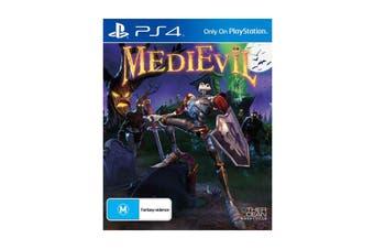 MediEvil Remastered (PlayStation 4)