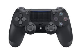 PS4 PlayStation Dualshock 4 Controller (Black)