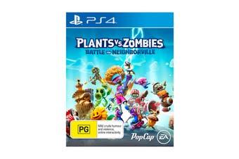 PvZ Battle for Neighborville (PlayStation 4)