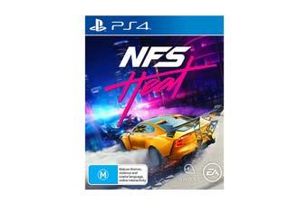 NFS Heat (PlayStation 4)