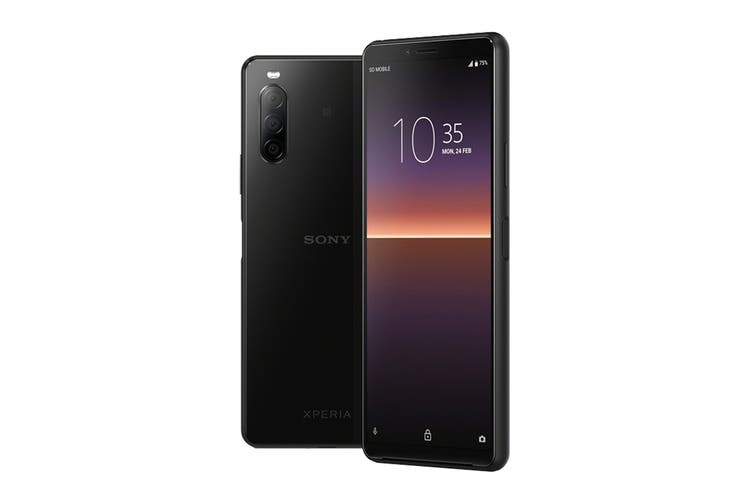 Sony Xperia 10 II (128GB, Black)