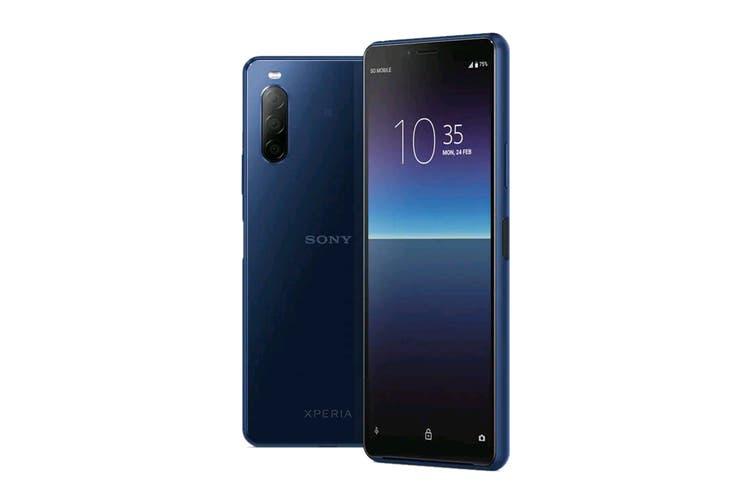 Sony Xperia 10 II (128GB, Blue)