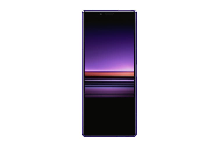 Sony Xperia 1 Dual Sim (128GB, 6GB RAM, Purple)