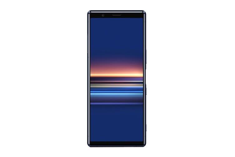 Sony Xperia 5 Dual Sim (128GB, 6GB RAM, Blue)