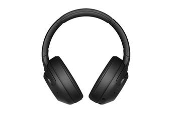Sony WH-XB900N Wireless Noise Cancelling Headphones (Black)